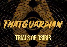 Destiny 2 Trials Of Osiris One Flawless Run  (PS4 XBox PC) READ DESCRIPTION