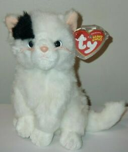 Ty Beanie Baby - DELILAH the Cat (6 Inch) MINT with MINT TAG