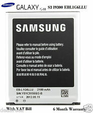 Samsung Battery Galaxy S3 III I9300 EBL1G6LLU 2100 mAh With Bill & Warranty