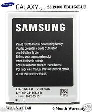 Samsung Battery Galaxy S3 III I9300 EBL1G6LLU 2100 mAh With Warranty
