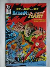 Best of the Brave and the Bold #2   High Grade NM-   Batman   Flash   1st Bork