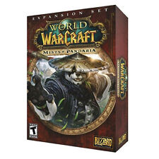 WOW World of Warcraft Mists of Pandaria PC Game Expansion Set - New Sealed Box