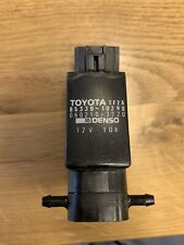 Toyota Starlet Glanza Washer Pump Front Rear