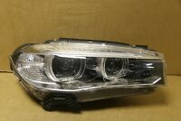 GENUINE ORIGINAL OEM BMW X5 F15 RIGHT XENON HEADLIGHT LAMP 7290056 DAMAGED