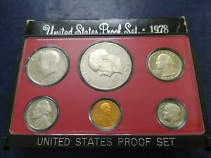 United States Proof Coins 1974