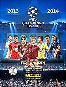 Champions League Cards 2013/2014 - Einzelcards & Mannschaften TOP - MINT 217-261