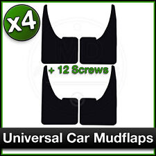 UNIVERSAL Car Mudflaps for NISSAN Rubber Mud Flaps SET of 4