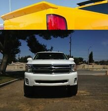 Combo Silverado SS Bumper Cover & Intimidator SS Wing 2007-2013 NNBS