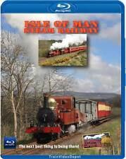 Isle of Man Steam Railway BLU-RAY NEW Highball 2-4-0 Tank Locomotives video