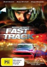 Born to Race: Fast Track NEW R4 DVD