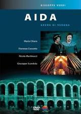 Aida - Arena Di Verona (DVD, 2005)