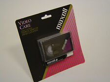 Maxell VP-202 Camcorder VHSC S-VHSC Camera Videocassette Head Cleaner WET Type
