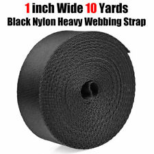 "1/"" Nylon//Poly Strap Webbing Many Colors to Choose From 660 LBS"