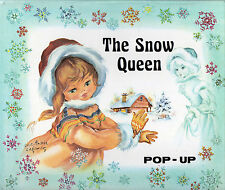 THE SNOW QUEEN POP-UP Hcvr Book  by Luce-Andrée Lagarde