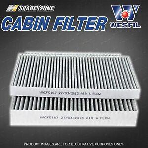 Wesfil Cabin Filter for Nissan Elgrand E51 Petrol 3.5L V6 24V 05/02-08/10