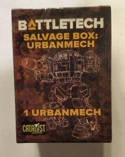 Battletech - Salvage Box: Urbanmech - Catalyst Game Labs SEALED NIB