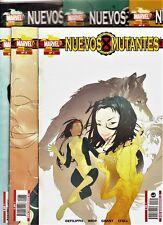 NUEVOS MUTANTES colección completa de 6 nº's dobles. Agotada. Panini, 2005.