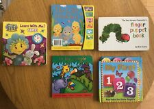 Good quality Children's Baby Board books Toddler/ Pre School -great condition