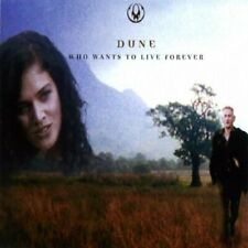 Dune Who wants to live forever (1996)  [Maxi-CD]
