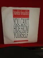 "Frankie Knuckles ‎You Can't Hide From Yourself Vinyl 7"" P/S Single PARTY 1 1987"