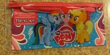 My Little PonyToothbrush Travel Kit New Free Shipping