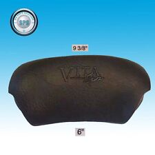 VITA SPA SMALL PILLOW WITH LOGO IN BLACK 1999-2004 (each)
