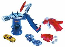 Hot Wheels Light Speeders Light Brush Lab Playset With Color Change
