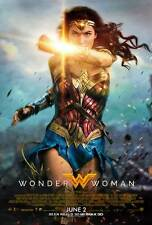 """WONDER WOMAN Movie Poster [Licensed-NEW-USA] 27x40"""" Theater Size Gal Gadot 2017"""