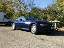 BMW Z3 Convertible 1997 1.9 Montreal Blue - sold with private number plate