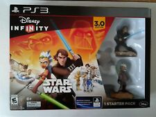 Disney Infinity Ps3 Star Wars Starter Pack 3.0 Edition Nib Sealed