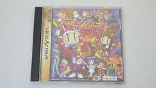 "Sega Saturn Games "" Saturn Bomberman Fight!! "" TESTED /S0363"