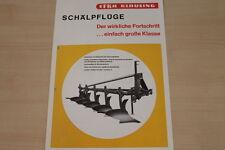 177244) Efka Klausing - Schälpflug - Prospekt 197?