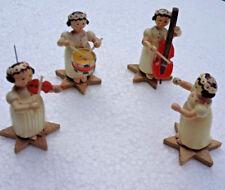 Antike Original-Weihnachtsfiguren aus dem Erzgebirge (vor 1945)