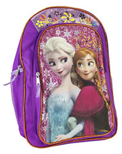 NEW w/tags Disney's Frozen Anna & Elsa Large 'Sister's Love' Backpack School Bag