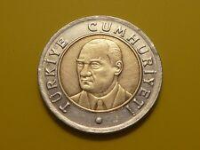 Turkey New Lira, Lirasi,  2005