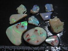 Lightning Ridge Opal 64 cts Rough Rubs J 281