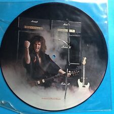 "Kevin Wet-Hard Attack-In Memory Of Randy Rhoades-12"" PICTURE DISC-NUDE-SEALED"
