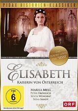 Elisabeth Kaiserin von Österreich - DVD Doku Drama Sissi Pidax Neu Ovp