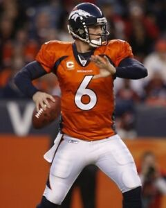 JAY CUTLER 8X10 PHOTO DENVER BRONCOS PICTURE NFL FOOTBALL