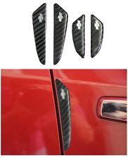 Chevy Cruze Malibu Captiva Carbon fiber Protector Anti-collision Glue Door Strip