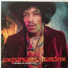 Experience Hendrix The Best of Jimi Hendrix Numbered No. 00759 Audiophile 2lps