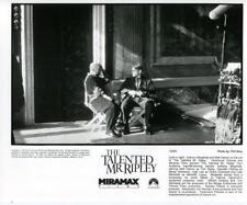 "M.Damon, A.Minghella""The Talented Mr. Ripley"" Vintage Movie Still"