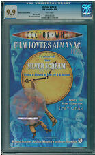 Doctor Who #2 IDW Film Lovers Almanac 1926 Silver Scream CGC 9.9 WHITE Pages