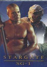 Stargate SG1 Season 4 Complete 72 Card Base Set
