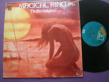 JP DECERF Magical Ring COSMIC DISCO LIBRARY FUNK SYNTH BALDELLI LP SPAIN 1977