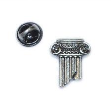 COLONNA Greca o ROMANA bavero pin badge Tie Pin Regalo Per Lui
