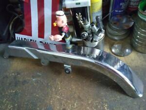 HARLEY OEM 60293-00 DYNA BELT GUARD DYNA LOWRIDER SUPER WIDE GLIDE FXDL CHROME