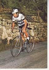 CYCLISME carte cycliste GUY SIBILLE  équipe PEUGEOT- ESSO