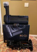 Vello BG-C2.2 Battery Grip for Canon EOS 5D Mark II