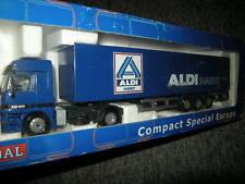 """1:50 Joal Mercedes Benz Sattelzug """"Aldi Markt"""" in OVP"""